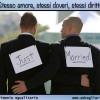 Dal PD di Cagliari una voce a favore dei matrimoni gay