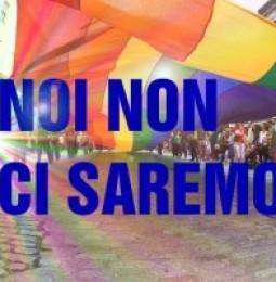 Roma Pride, noi non ci saremo