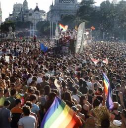 La festa gay di Madrid: grazie Zapatero