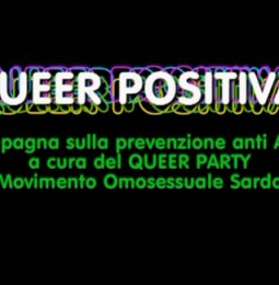 QueerPositiva: campagna informazione Aids del Queer Party