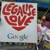 """Google: """"Legalise Love"""" i diritti delle persone GLBT sono diritti umani"""