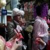 """Una Londra militarizzata per un piccolo e bagnato """"world"""" Pride"""