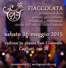 Casteddu in pratza contra a s'omofobia