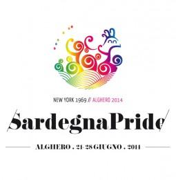 Sa pibiaghena intre sas undas arcu de chelu est su sìmbulu nou de su Sardegna Pride