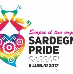 Le pavoncelle che si baciano delle Coroneo il nuovo logo del Sardegna Pride
