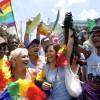 A L'Avana la parata del gay pride con Mariela Castro.