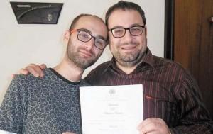 Riccardo e Marco
