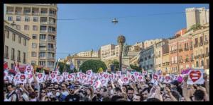 Sardegna Pride, Cagliari 27/06/2015