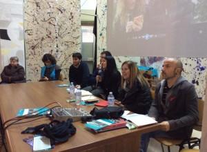 Incontro al Liceo Artistico Alghero