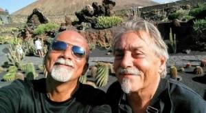 Piero e Gianni su Facebook