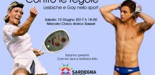 Scuole, patriarcato, sesso e disabilità e lesbiche e gay nello sport. Il Sardegna Pride entra nel vivo
